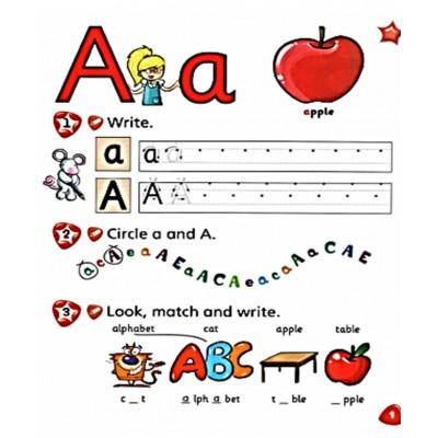 Bộ Flashcard Tiếng Anh Cho học sinh Lớp 3,4,5