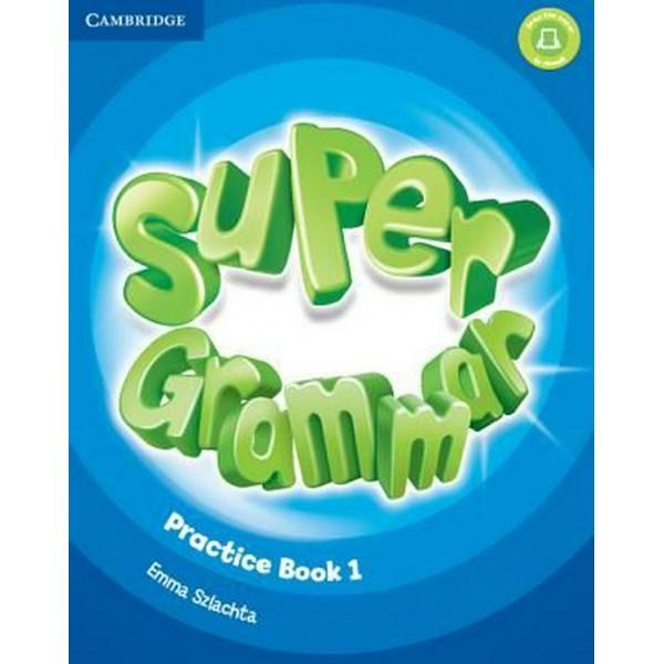 Bộ sách ngữ pháp tiếng anh Super Grammar level 1,2,3,4,5,6