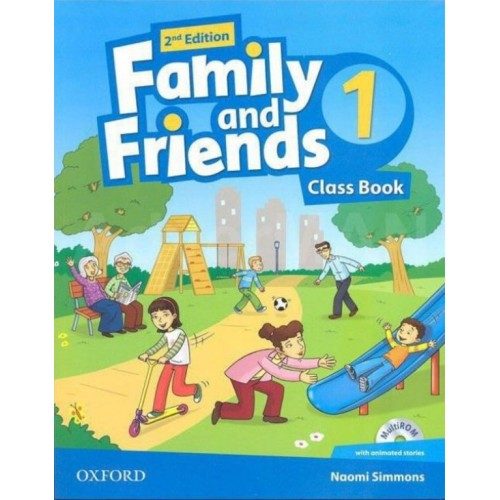 Sách tiểu học Family and Friends Level 1, 2, 3, 4, 5, 6