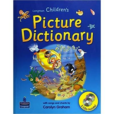 Longman Children's Picture Dictionary with audio