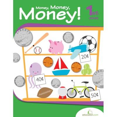 Money money money 1st grade