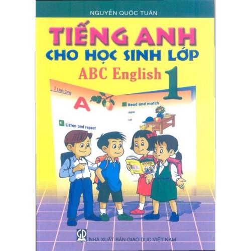 Tiếng anh cho học sinh lớp 1 - ABC English