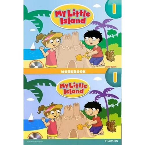 Bộ sách tiếng Anh cho trẻ em My Little Island 1,2,3