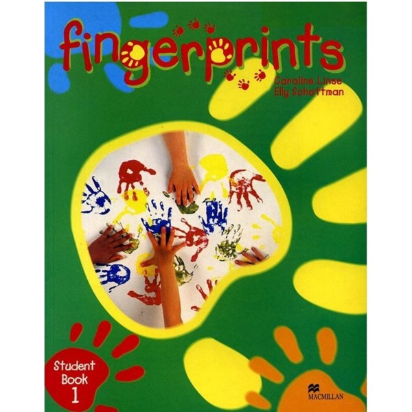 Bộ giáo trình tiếng Anh cho trẻ từ 3-5 tuổi: Fingerprints 1,2,3