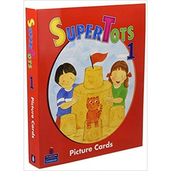 Bộ sách SuperTots 1,2,3 (ebook+audio)